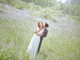 香草·味道 森系婚纱照