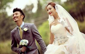 爱的旅程——森系婚纱照