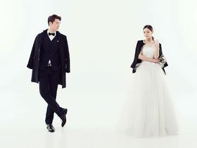 心心相印——韩式婚纱照