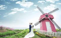 清新婚纱客片【感谢张极夫妇幸福分享】