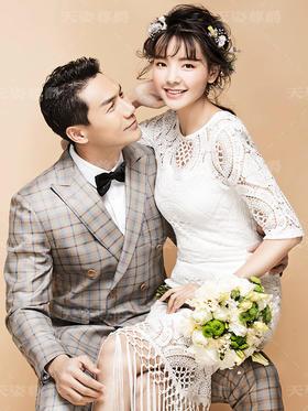 《织梦》韩式婚纱照系列