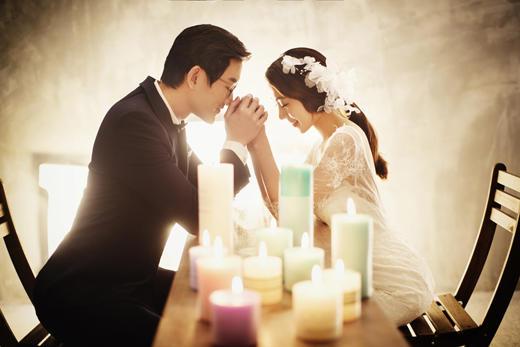 【缪斯影像】简单爱——唯美婚纱照