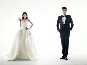 婚纱照欣赏 韩式系列