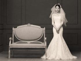总监拍摄 欧式婚纱照