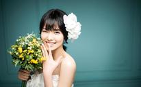 阳光-唯美韩式婚纱照