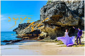 全球旅拍纪实公爵婚纱摄影【海景婚纱样片鉴赏】