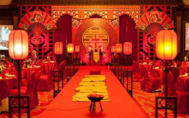 【TBO】古典传统中式喜庆《红妆》