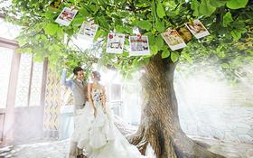 梦幻世界——小清新婚纱照