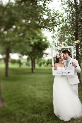 【白纱糖】--小清新纪实风婚纱照