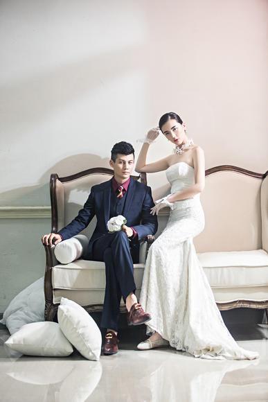 【白纱糖欧式婚纱照系列】--经典 爱诺庄园国际影城(06)