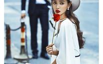 【爱上女王】吉赛尔时尚街拍婚纱照
