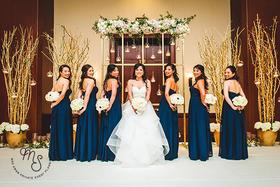 婚礼鲜花布置Now Forever Wedding