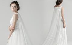WINK Pure White婚纱定制系列
