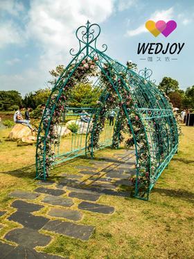 创意婚礼风【Wedjoy唯久依】纯场布套餐1
