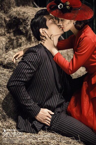 轻奢元年·摩登时代---马场婚纱照【2046摄影】