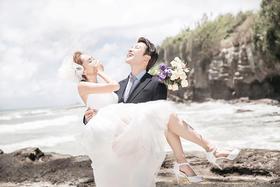 【沿海地带 放逐的爱】文艺纪实风婚纱照