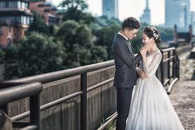 《微旅拍.城市自由行》台城复古婚纱客片