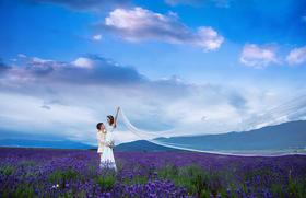 卡布奇诺时光全球婚纱旅拍/爱在丽江