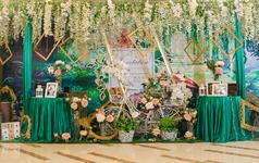 【好日子婚礼】小清新森系主题一站式