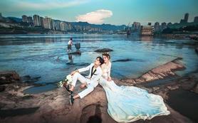 【镜花堂摄影】独家全实景内景+城市旅拍+重庆夜景