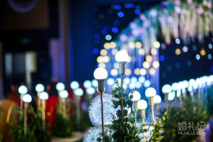 《月光森林》森系主题婚礼