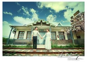 【小清新韩系婚纱照】那年夏天