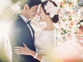 【韩式婚纱照】我的王子&公主
