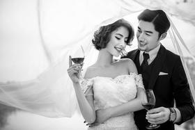 【梵尚视觉】法式浪漫婚纱照