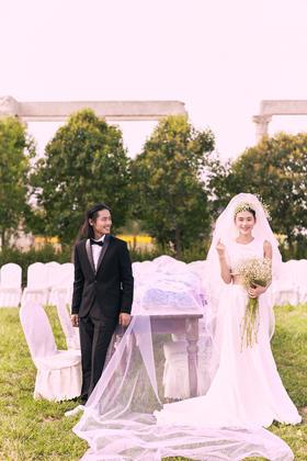 卡恩摄影 【爱情宣言】 小清新婚纱照