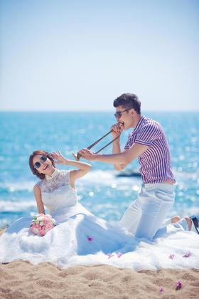 全球旅拍|三亚婚纱照