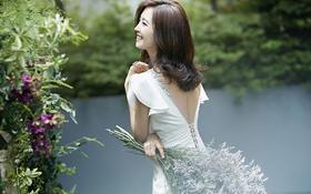 韩式森系婚纱照