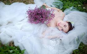 琥珀印象-唯美婚纱客照集