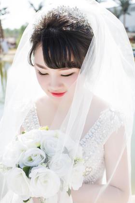 你的婚纱照这么好看,你朋友造吗?【韩式婚纱客照欣赏】