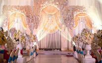 一森婚礼——【LIGHT】韩式小清新婚礼布置