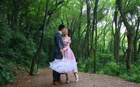 【卡蒂视觉】婚礼纪特惠专享 婚纱视频拍摄 花絮