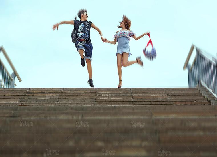 【花溪时光】城市旅拍  沙滩  纪实婚纱照
