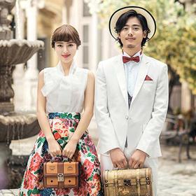 【花溪时光】城市旅拍  陪你到老  欧式婚纱照