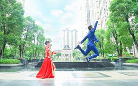 (春季特惠)YOUNG首席双机婚礼摄影