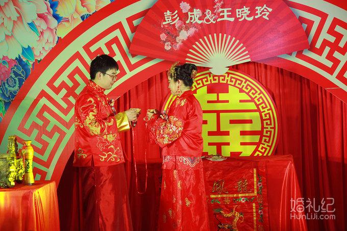《鸾凤和鸣》古典中式婚礼