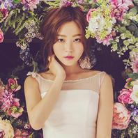 韩式婚纱摄影最新主题《月亮女神》系列
