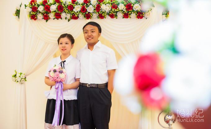 优米摄影 资深档求婚仪式跟拍 原片全送