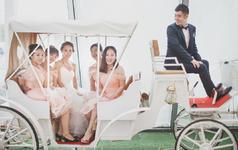 【人气推荐 婚礼跟拍】总监+首席双机位