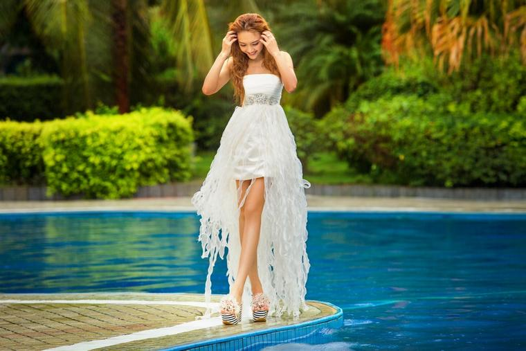 三亚❤旅图❤水下婚纱摄影---✈「带你傲游旅图中」✈