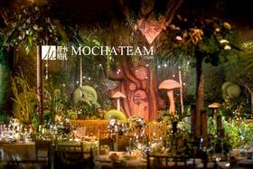 【摩卡婚礼】森林精灵丨奇幻的森系主题婚礼