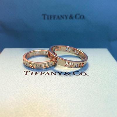 想买对tiffany对戒,来晒晒你们的吧~【婚礼纪】