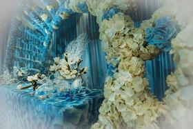 爱薇婷婚礼——海洋水晶宫