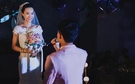 纪念影像 婚礼当天首席双单反摄像加早拍晚播