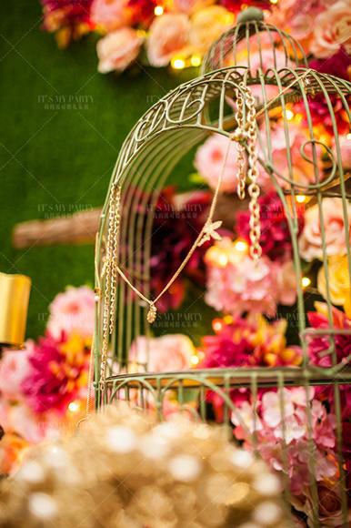 【我的派对】In the spring gard森系婚礼风