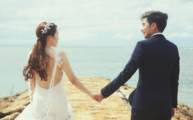 巴厘岛当天教堂婚礼 MOPIN总监级双机位