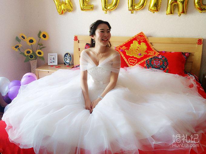 k女王|唯美客片,婚纱礼服设计作品欣赏,婚礼纪 hunli.